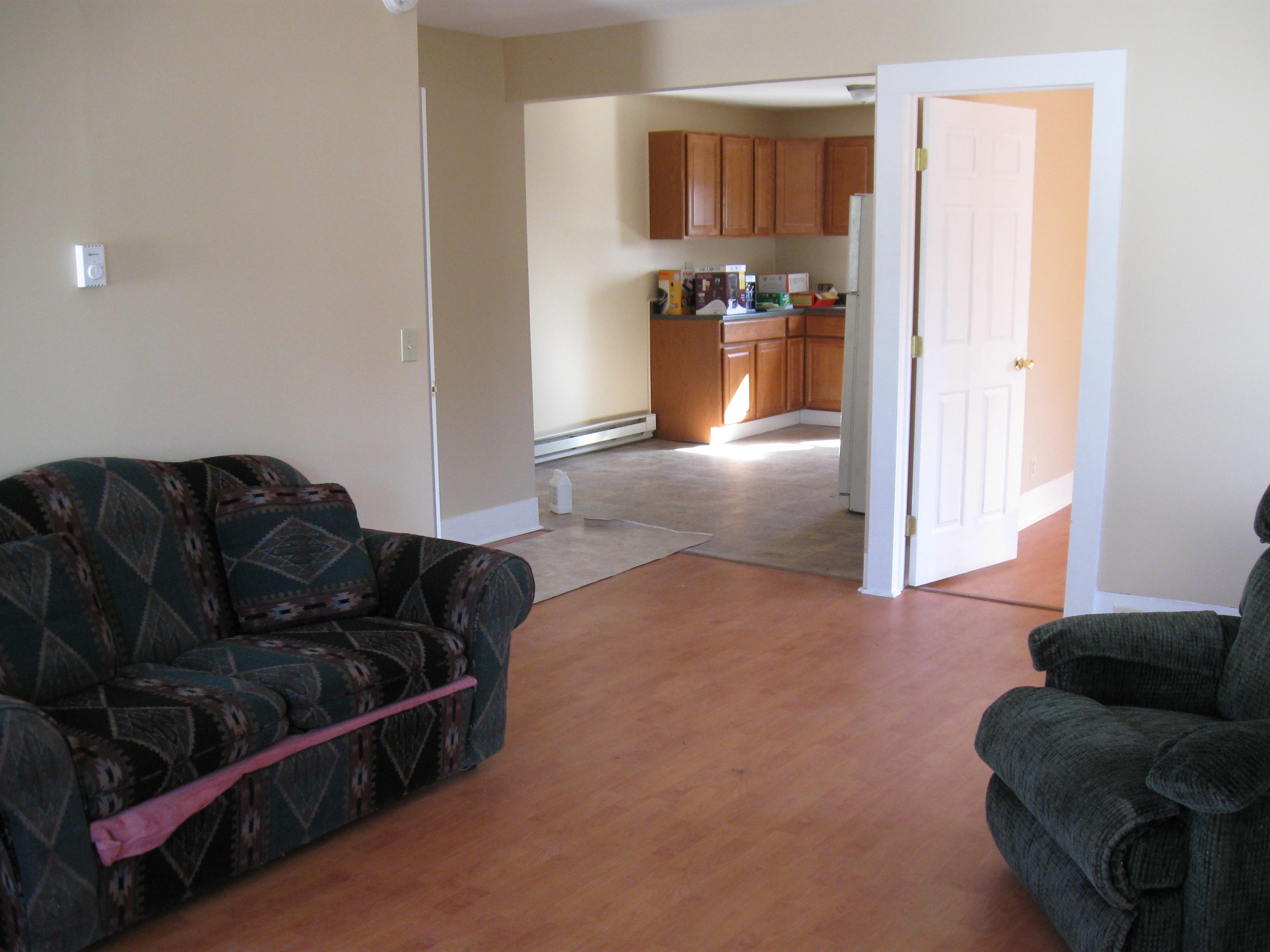 11 Handley St - Upper - Living Room